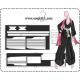 Matsumoto Rangiku cosplay patterns