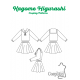Kagome Higurashi cosplay patterns