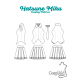 Hatsune Miku cosplay patterns
