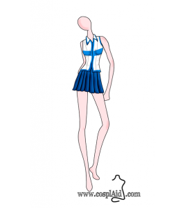 Lucy Heartfilia cosplay patterns