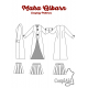 Maka Albarn cosplay patterns