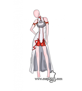 Asuna Yuuki cosplay patterns