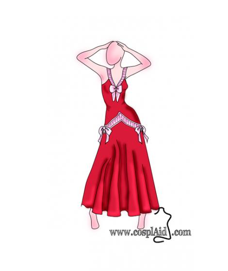 Mirajane Strauss cosplay patterns