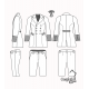 Ciel Phantomhive cosplay patterns