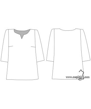 Blusa básica