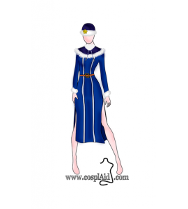 Juvia Lockser cosplay patterns