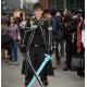 Kirito cosplay patterns